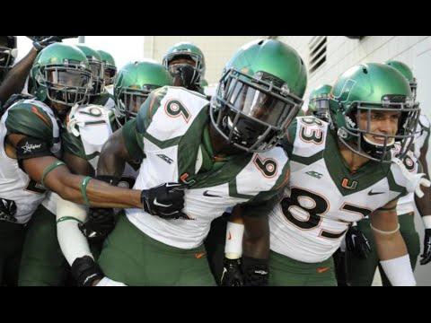 2015 Miami Hurricanes DB's    JackBoyz   