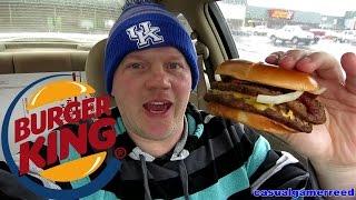 reed reviews burger king a1 ultimate bacon cheeseburger