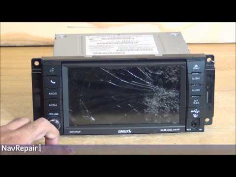 Chrysler® Dodge® Jeep® 430 RBZ UCONNECT® MYGIG® Non Navigation Radio Repair Service