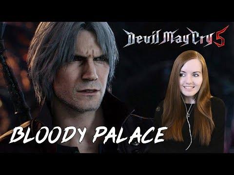 Devil May Cry 5 Bloody Palace DLC Gameplay thumbnail