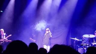 Sasha Sloan Runaway LIVE at Brooklyn Steel