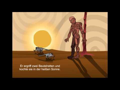 ABORIGINE-SCHÖPFUNG - VamosDotPK