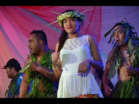 Tokelau Island Dances at the Townsville Cultural Fest 2014 - Part 1
