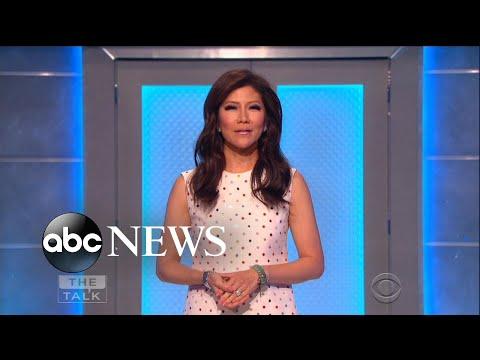 Julie Chen announces she's leaving 'The Talk' after husband's CBS departure