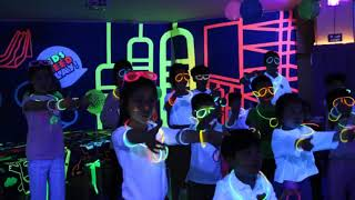 Fun Hold A Birthday Party Inside Fluorescent Trampoline Park Now