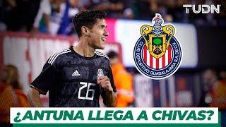 ¡Antuna confirma un acercamiento de Chivas y Ricardo Peláez! | TUDN
