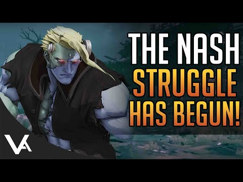 It's Starting To Get Tough! Nash Ranked Online Matches For Street Fighter 5 Champion Edition