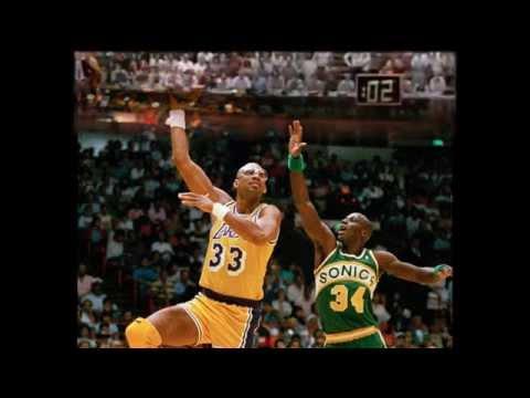 Top 10 NBA Scorers of All Time (2014)