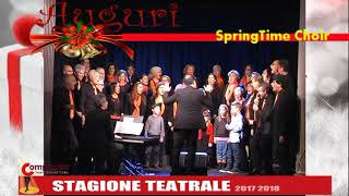 Auguri da SpringTime Choir