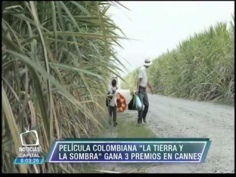 """Película colombiana """"La Tierra y la sombra"""" gana tres premios en Cannes"""