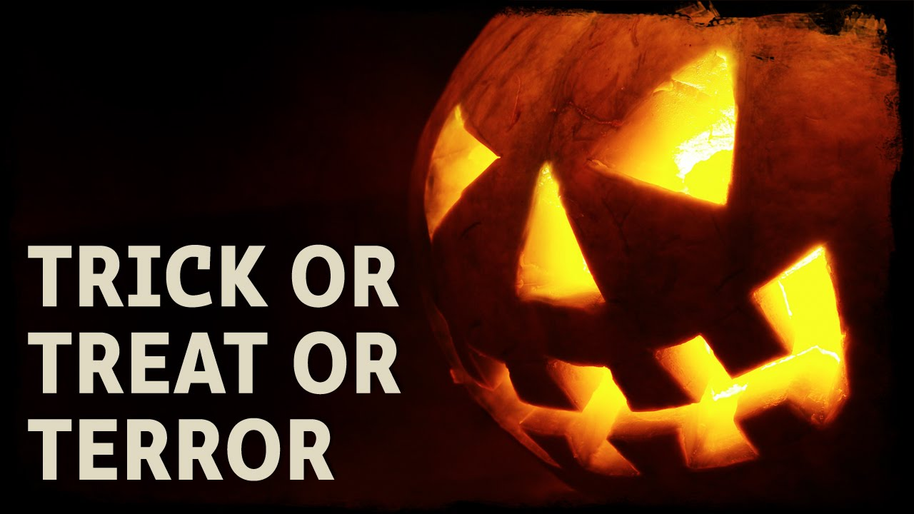 top 13 scary - fear of halloween, witchcraft, and satan! - youtube