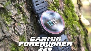 видео Подробный обзор спортивных часов Garmin Forerunner 25