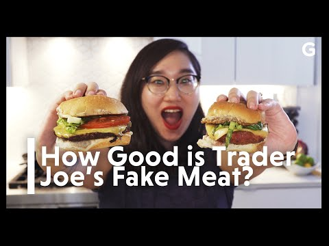 Blind Taste Test with Fake Meat: Can Trader Joe's Beat Beyond Meat and Impossible Burger?   Gizmodo