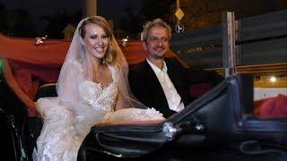 Свадьба. Ксения Собчак и Константин Богомолов поженились в пятницу 13.