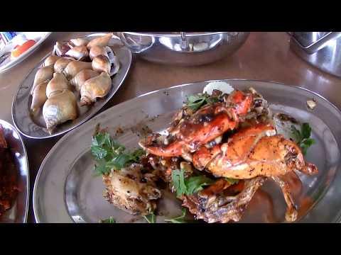 Rezeki Seafood Restaurant - Batam Island - Indonesia Culinary