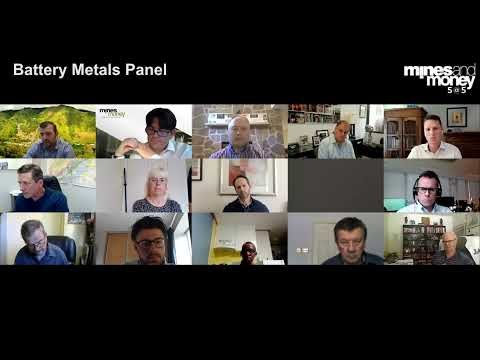 Battery Metals Panel with Dundee Goodman - Mines and Money 5@5
