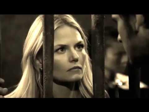 {Однажды в сказке}...Emma & Killian —  НЕ ПЛАЧЬ...
