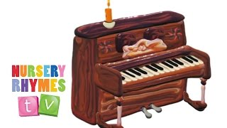 PIANO | Preschool Learning Videos. Music for Kids
