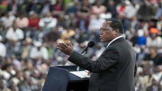 BBI Report Tanzanian minister Palamagamba Kabudi lectures Kenyans on unity