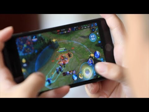MOBA games help make Tencent world