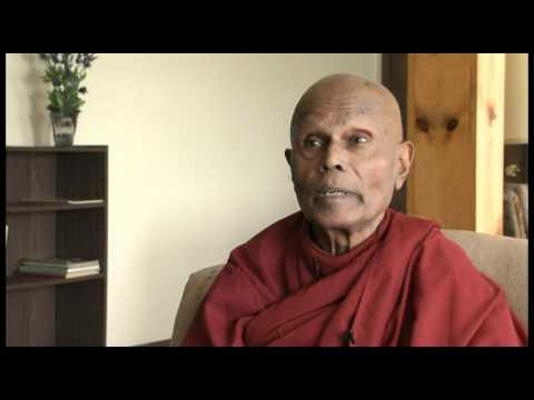 Bhante Gunaratana explains Meditation.