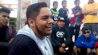 Fucking Alex vs Farid - Final - Batallas de Freestyle Zitácuaro