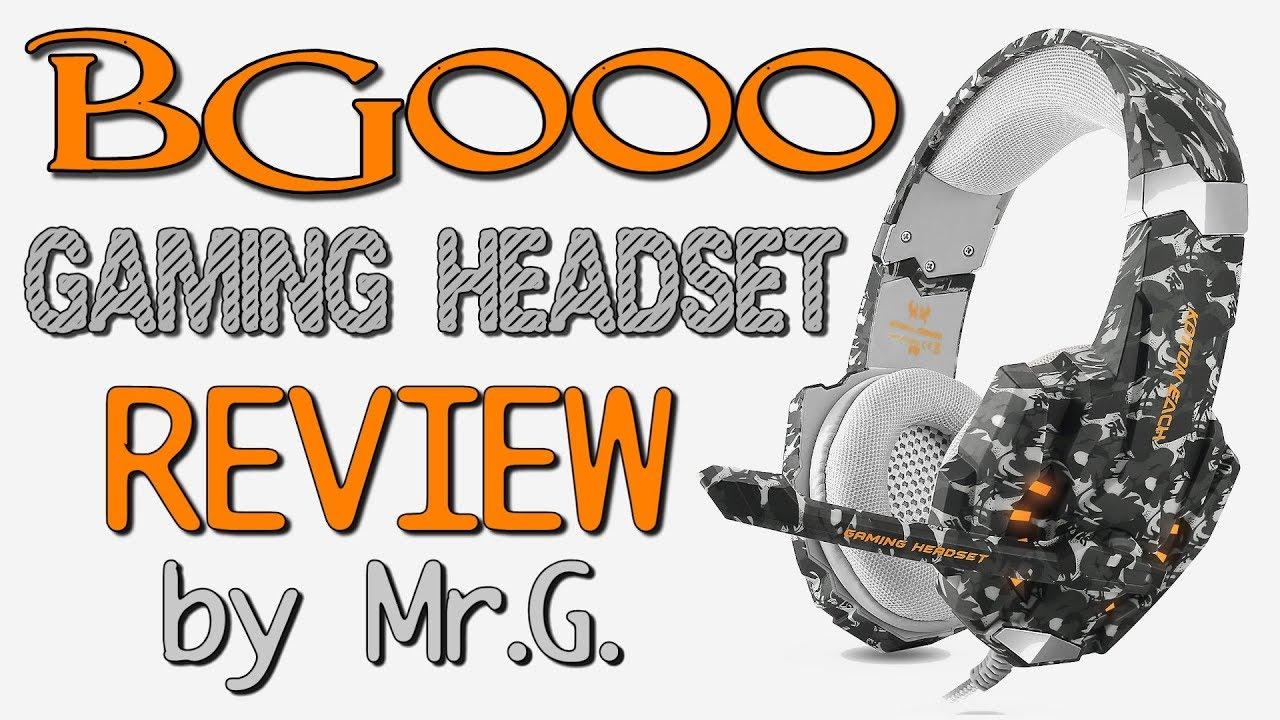 Best Sounding Gaming Headset