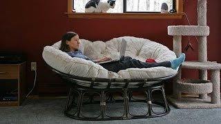 PAPASAN CHAIR | PAPASAN CHAIR CUSHION COVER | PAPASAN CHAIR BASE
