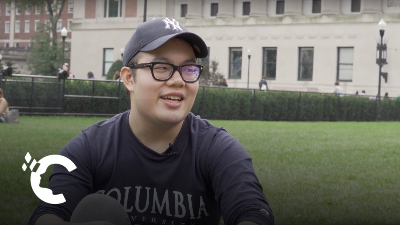 cf02a041d7 A Day in the Life: Columbia Student - YouTube