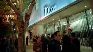 Dior Homme Miami in the Miami Design Opening - Fashion & Beauty PR