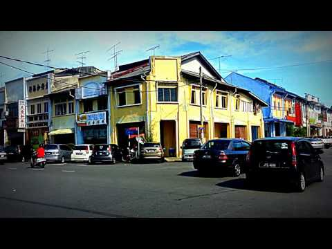 The Old Town of Batu Pahat-Malaysia (May 2016)