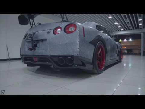 WrapStyle™ Kuwait / Nissan GTR Jet