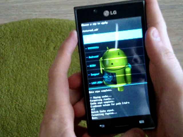 Скачать прошивку на андроид lg p705