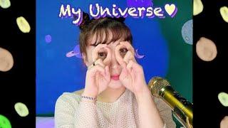 Coldplay X BTS - My Universe 여름맛 커버 (해석 있)