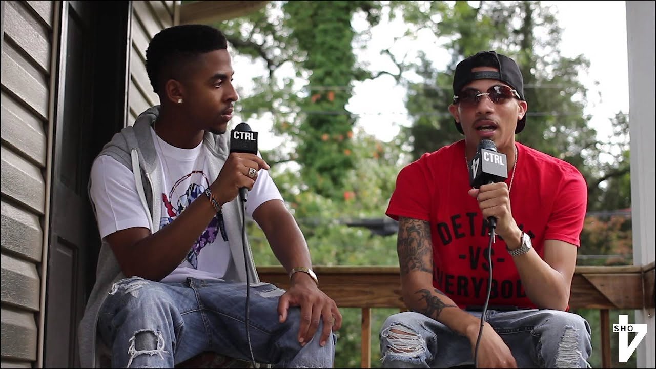 dusty mcfly talks about the bidding war between big sean, young