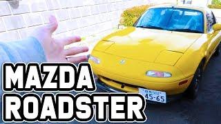 JDM Miata!  - Mazda Roadster Car Review