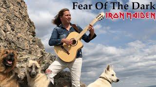 IRON MAIDEN - Fear Of The Dark (Acoustic) by Thomas Zwijsen - Nylon Maiden