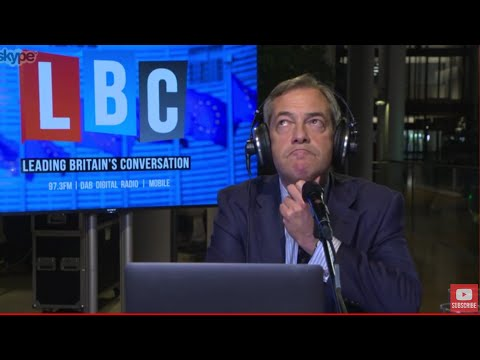 The Nigel Farage Show: Does there need to be more transparency in politics? LBC - 14th November 2017