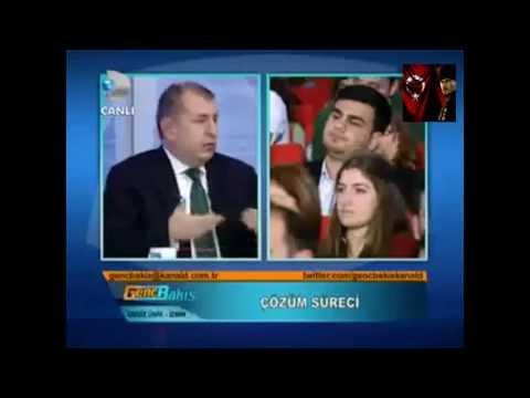 Klasik akp'Lİ bir koyuna,Prof.Dr. Ümit Özdağ'dan kapak yanıt !