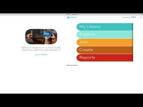 Nearpod: Einführung und Erstellen einer Präsentation