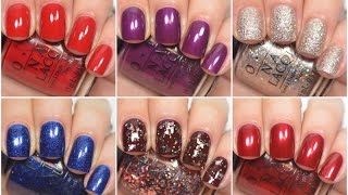 OPI - Starlight (Winter/Holiday 2015) | Swatch and Review