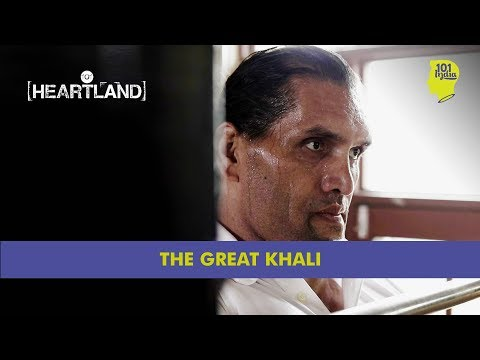The Great Khali & His Continental Wrestling Academy | Unique Stories From India