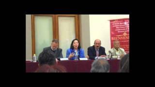 Fragmento mesa de análisis Centenario de los Tratados de Teoloyucan