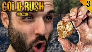 LA PEPITA DE ORO LEGENDARIA | GOLD RUSH Gameplay Español