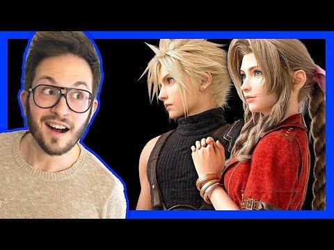 Final Fantasy 7 Remake : une tonne d'infos passionnantes ✨