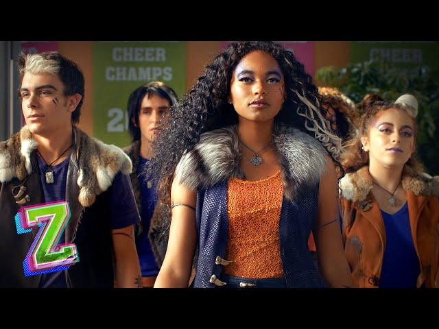 The Werewolves are Coming 🐾 | Teaser | ZOMBIES 2 | Disney Channel