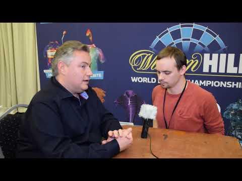 PDC Dart WM 2018 - Interview John Part (inkl fast 9-Darter Paul Lim)