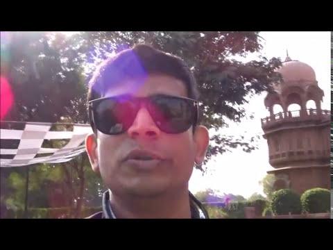 Inside Laxmi Niwas Palace Bikaner