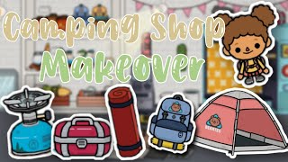 Camping Store Makeover | Toca Life World