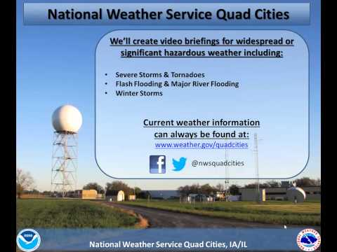 National Weather Service YouTube